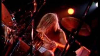 Bruce Dickinson - 6. Dickie Fliszar Drum Solo / Zulu Lulu (Dive Dive Live 1990)