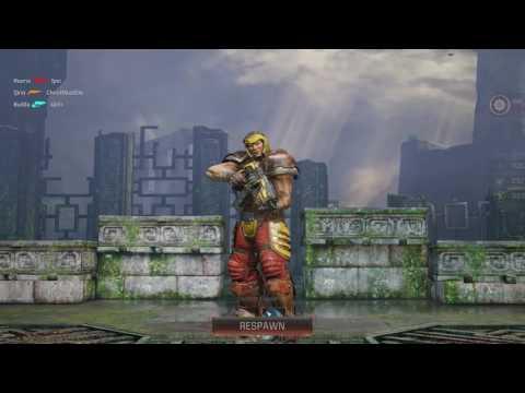 Quake Champions Closed Beta Gameplay