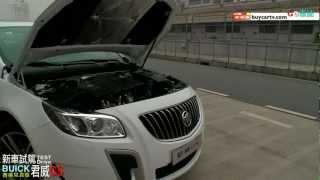 優質內在Buick君威GS
