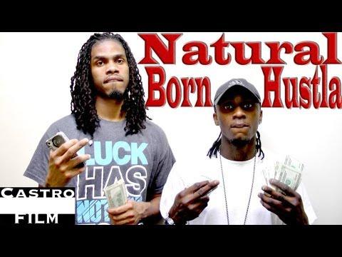 Calabar Ft D Man- Natural Born Hustla (Music Video) | @CastroFilmChi