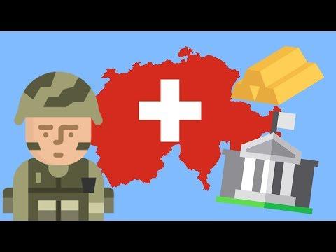 Чем Швейцария отличается