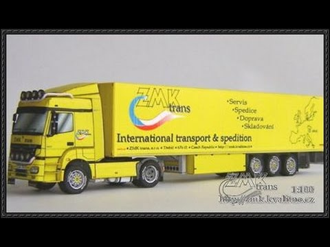 How To Make Paper Truck With Battary Power 2017 || Electric |Power Paper Truck Make At Home