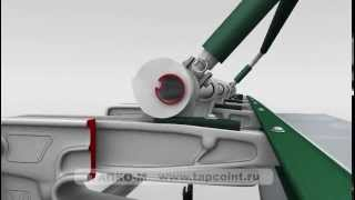 Листогиб Van Mark - мощнейший мобильный ручной листогибочный станок(, 2011-12-05T13:56:34.000Z)
