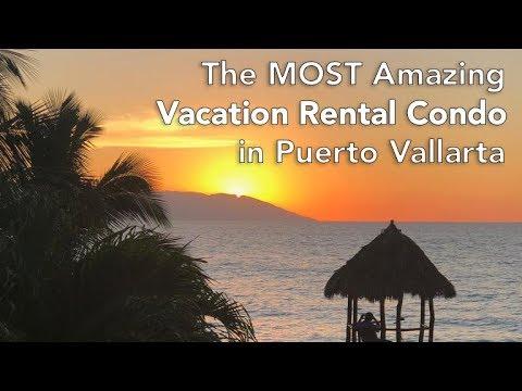 Best Beachfront Vacation Rental Condo in Puerto Vallarta: #104 La Palapa