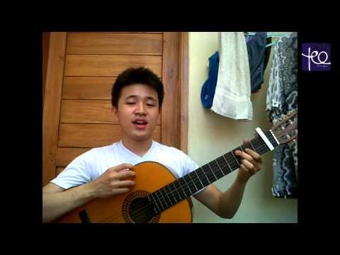 Akustik Gitar - Belajar Lagu (Cinta Terbaik - Cassandra)