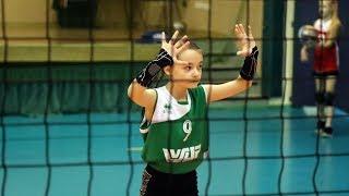 Międzynarodowy turniej minisiatkówki dziewcząt w Ostrołęce