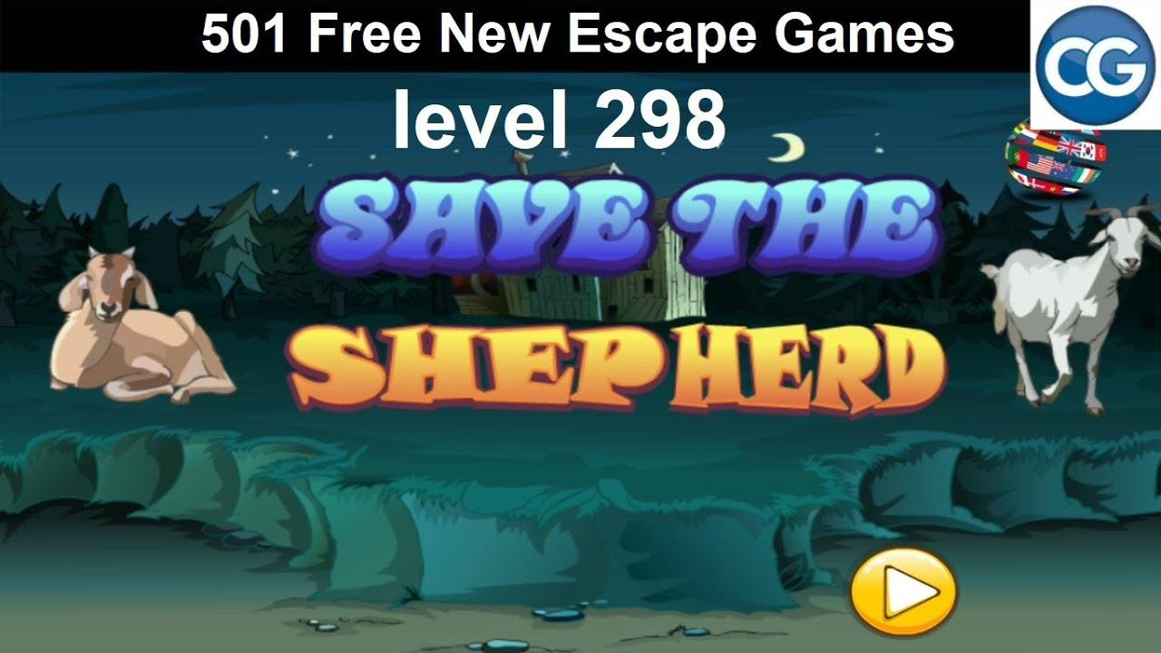 501 free new escape games level 90