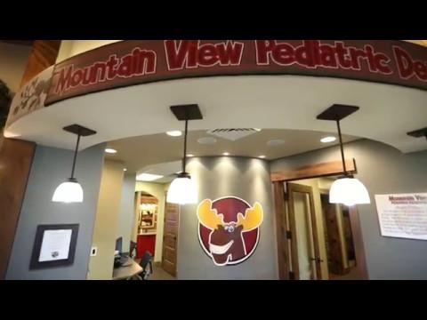 "Mountain View Pediatric Dentistry ""Pleasant View Office Tour"""