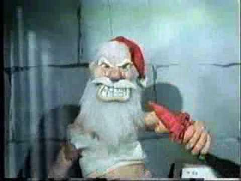 Weird Al Yankovic - The Night Santa Went Crazy