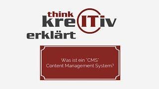 kreITiv erklärt... Was ist ein Content Management System (CMS)?