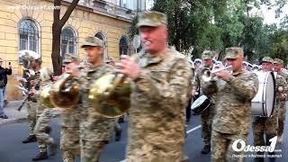 Odessa1.com - Марш курсантов Мореходного училища им. А.И. Маринеско