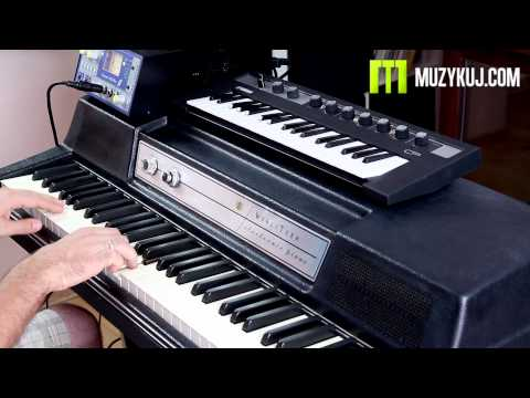 Yamaha Reface CP VS Wurlitzer