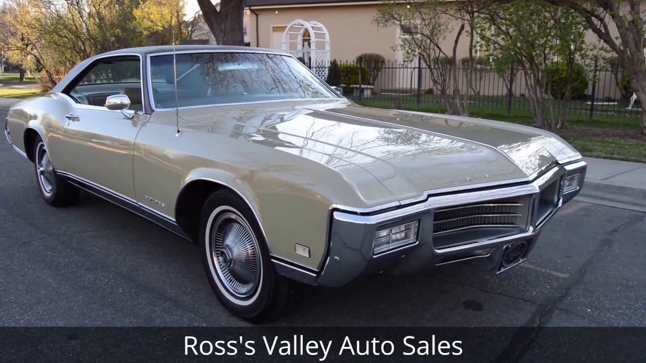 1969 buick riviera sport coupe ross 39 s valley auto sales. Black Bedroom Furniture Sets. Home Design Ideas