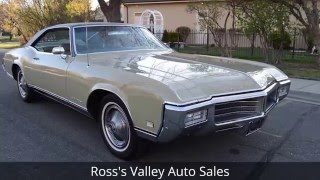 1969 Buick Riviera Sport Coupe - Ross's Valley Auto Sales - Boise, Idaho