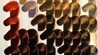 видео Палитра краски Капус (Kapous): цвета по номерам, фото