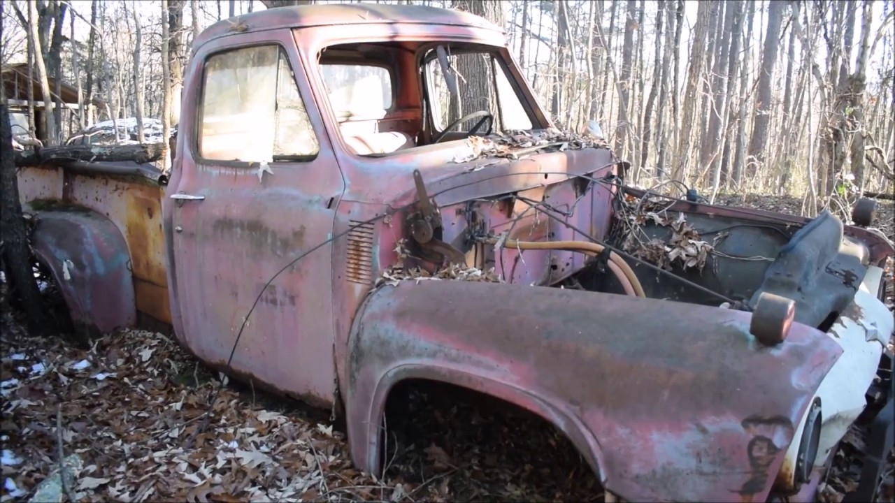 Old Car City USA in White, GA - YouTube