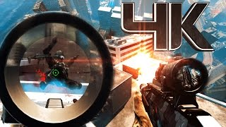 4K Ultra Quality - Battlefield 4 (NO HUD) gameplay