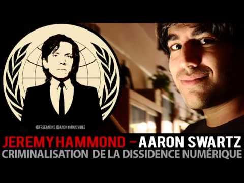 Jeremy Hammond ► Aaron Swartz