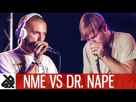 NME vs DR.NAPE | WBC Loopstation Battle | Final
