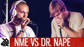 Baixar NME vs DR.NAPE | WBC Loopstation Battle | Final