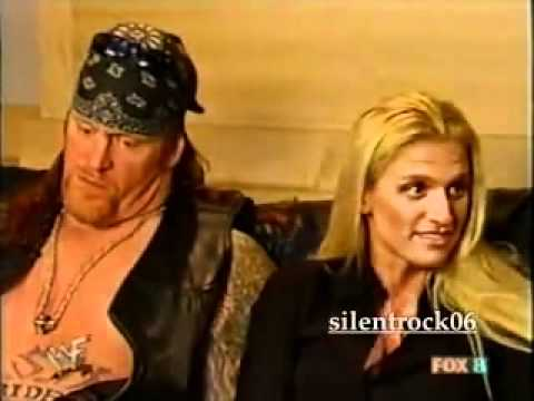 Undertaker & his w...