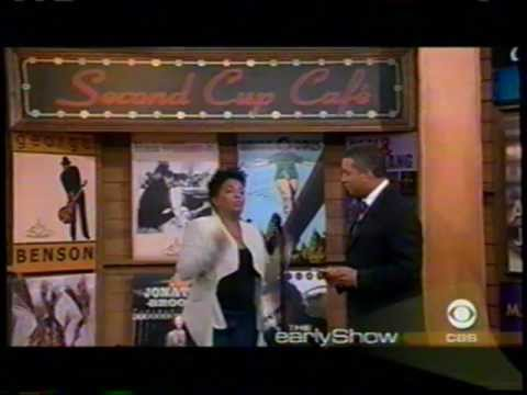 Anita Baker- My Everything & Interview CBS This  Morning (2004)