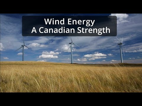 Wind Energy: A Canadian Strength
