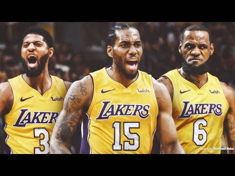 8cd43cf0dca Kawhi Leonard Wants to Join The Lakers with LeBron James and Paul George  Scenario