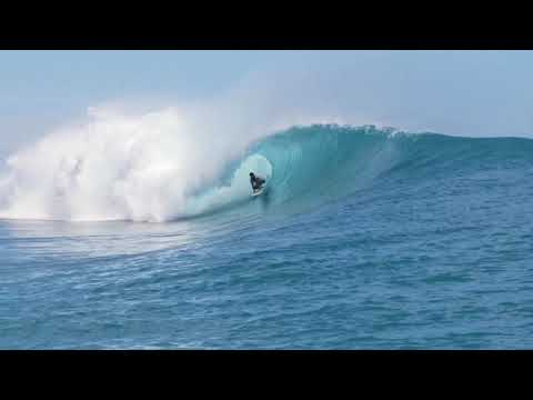 SURFER - Getting Shacked with Reef McIntosh
