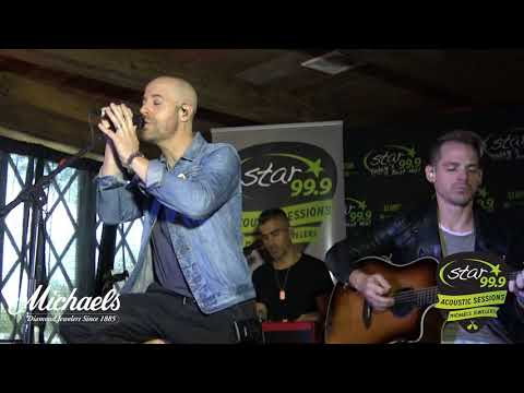 "Star 99.9 Michaels Jewelers Acoustic Session - Daughtry ""Deep End"""