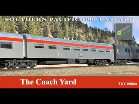 Southern Pacific Cascade - 1960 by The Coach Yard