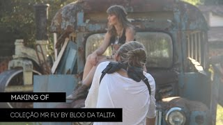 Making of editorial coleção Mr Fly by Blog da Talita