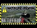 Como instalar armas nuevas al Battlefield | Gameplays 100% Real No Fake By Tumama