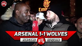 Arsenal 1-1 Wolves | We Have To Beat Spurs & Man United Now! (DT)