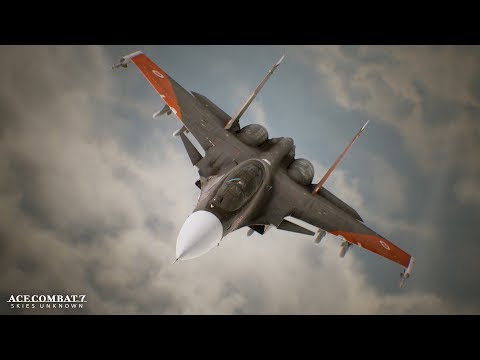 Ace Combat 7: Skies Unknown - Single Player Campaign Gameplay Walkthrough (PS4/Xbox One/PC)
