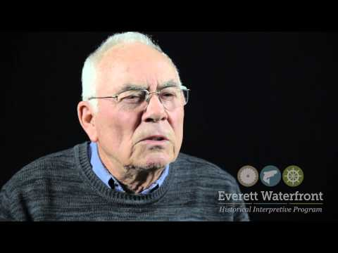 Historic Everett Waterfront – Commercial Fishing: Net Sheds