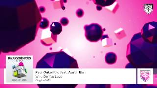 Paul Oakenfold - DJ Box Best Of 2013