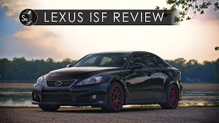 Lexus ISF Review | The V8 Magic Trick