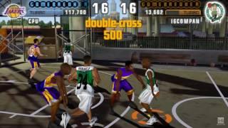 NBA Street Showdown PSP Gameplay HD