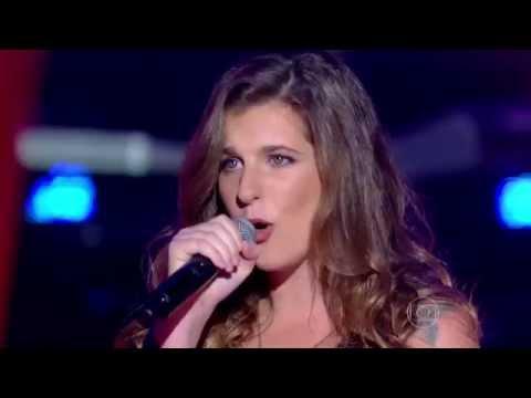 Thaís Moreira e Rebeca Sauwen cantam 'Crazy' no The Voice Brasil - Batalhas | 4ª Temporada
