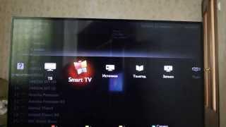 Настройка IPTV на телевизоре PHILIPS