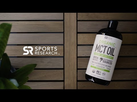 SR Organic MCT Oil | Ways to Enjoy!