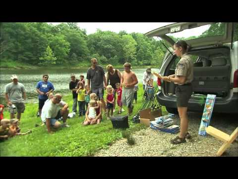 Kids Fishing Derby At Patoka Lake   The Weekly Special