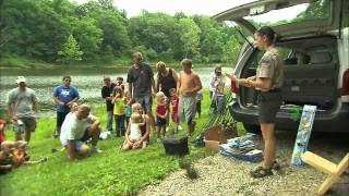 Kids Fishing Derby at Patoka Lake | The Weekly Special