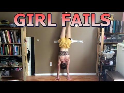 Girl Fails
