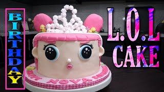 LOL Cake (Birthday)