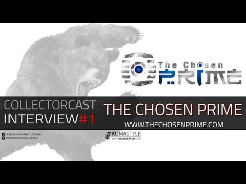 Collector Cast Interview Series #1: Brandon W. of The Chosen Prime