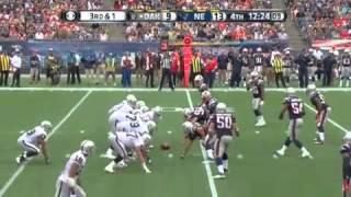 2014 WEEK #3  Raiders Vs Patriots