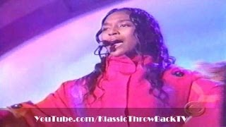 "TLC - ""Unpretty/No Scrubs"" Live (2000)"