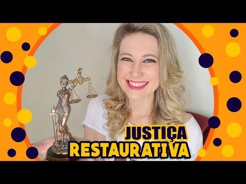 Видео A justiça restaurativa como alternativa para resolução dos crimes de menor potencial ofensivo